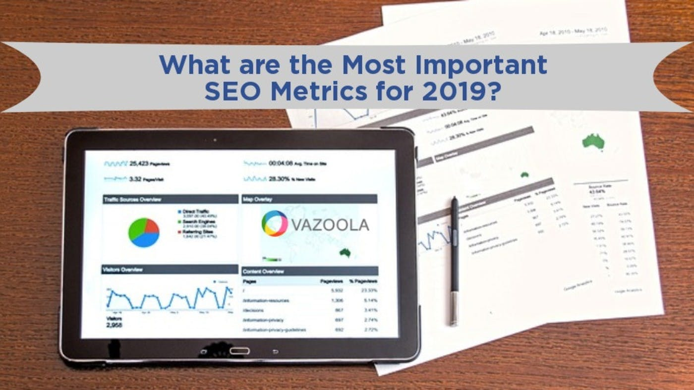 What are the Most Important SEO Metrics for 2019?