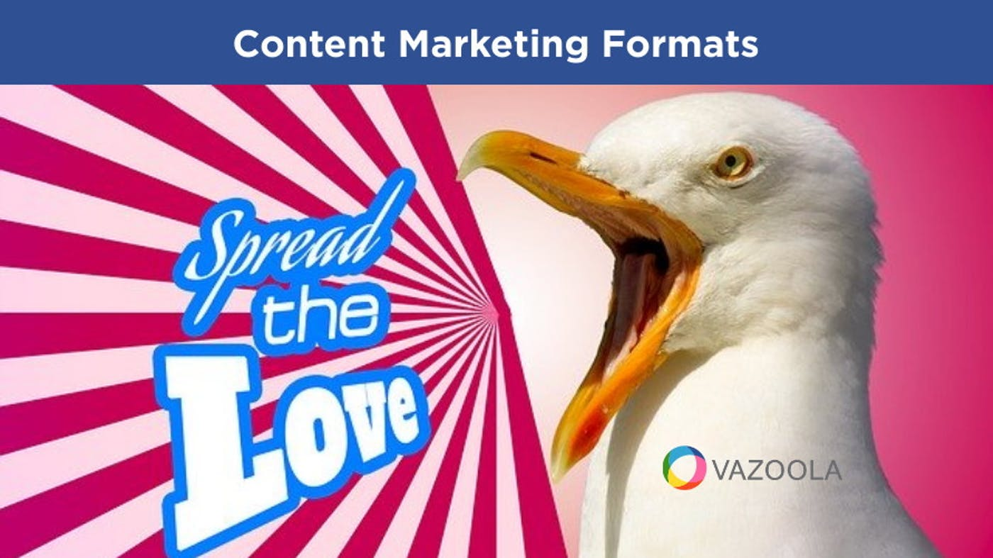 Which Content Marketing Formats Attract More Social Media Followers?