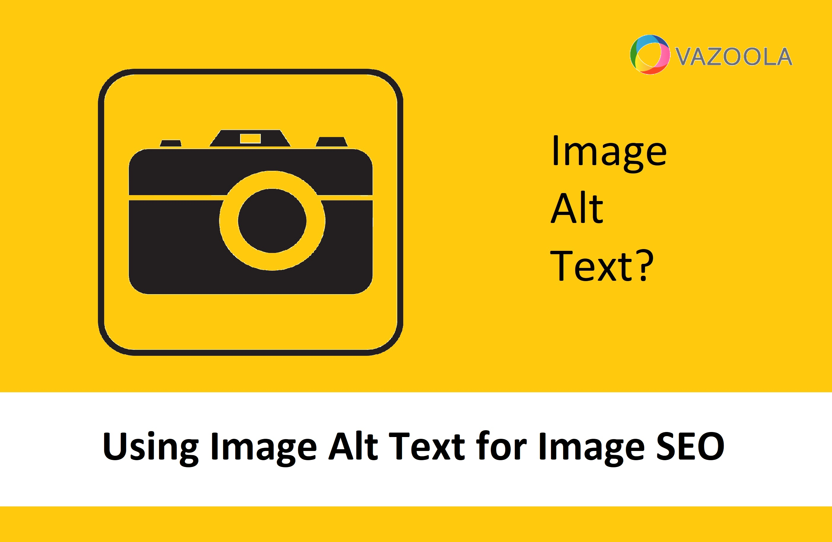 Using Image Alt Text for Image SEO